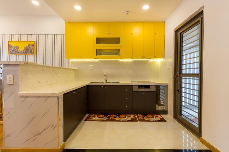 Phòng bếp căn hộ Saigon South Residence Bán căn hộ Saigon South Residence tầng trung, 3 phòng ngủ, diện tích 104m2, đầy đủ nội thất.