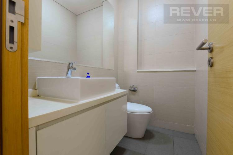 Toilet 1 Bán căn hộ The Vista An Phú 3 phòng ngủ tầng trung tháp T1, đầy đủ nội thất, không gian yên tĩnh