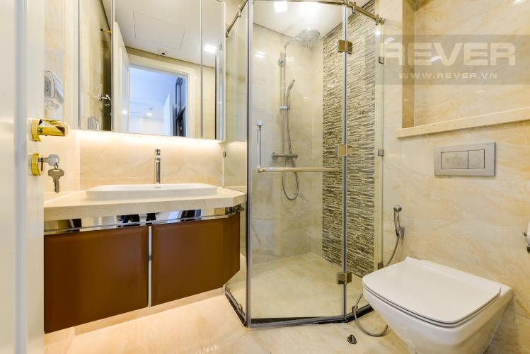 Phòng tắm 2 Căn hộ Vinhomes Golden River tầng cao, 2PN, đầy đủ nội thất, view đẹp