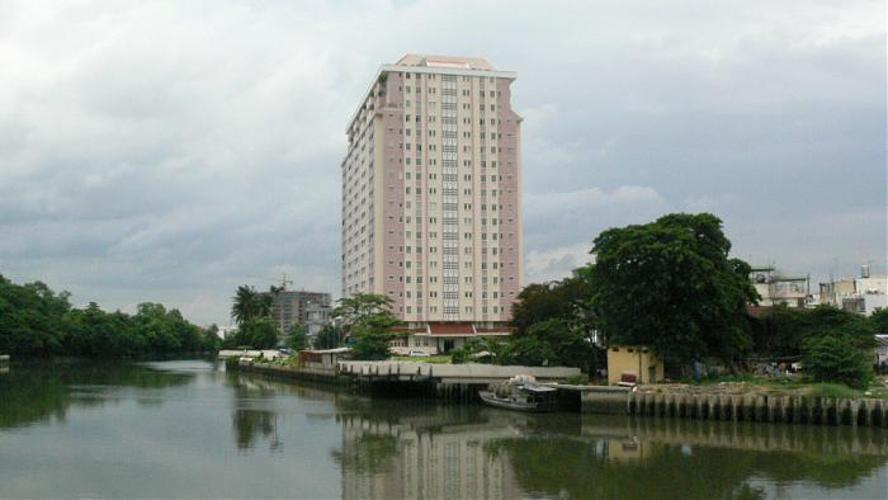 Chung cư Nguyễn Ngọc Phương, Bình Thạnh Căn hộ chung cư Nguyễn Ngọc Phương tầng thấp, view Landmark 81.