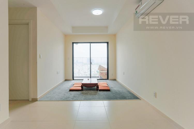 Phòng Khách Căn hộ M-One Nam Sài Gòn 2 phòng ngủ tầng thấp T1 view sông