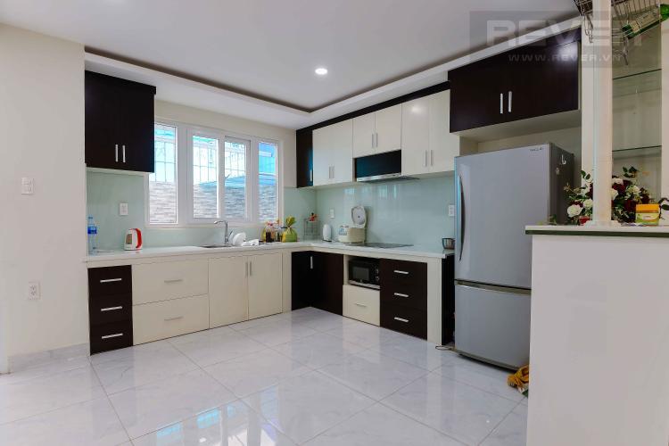 Bếp Cho thuê nhà phố biệt lập trong Khu dân cư Mega Residence, đầy đủ nội thất