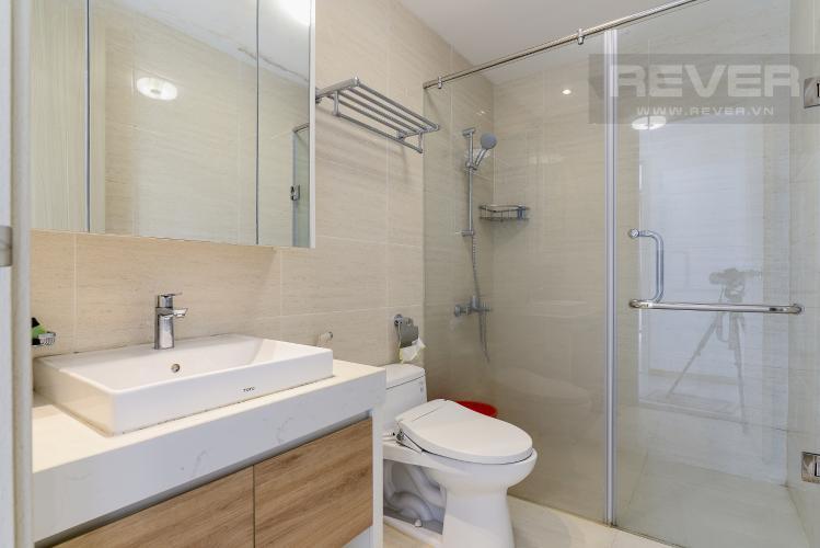 Phòng Tắm 1 Cho thuê căn hộ New City Thủ Thiêm tầng thấp tháp Babylon, 3PN 2WC, đầy đủ nội thất, view cây xanh mát mẻ