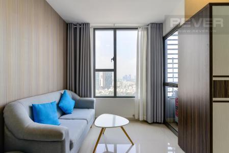 Bán căn hộ Rivergate Residence 1 phòng ngủ, tháp B, đầy đủ nội thất, view thành phố