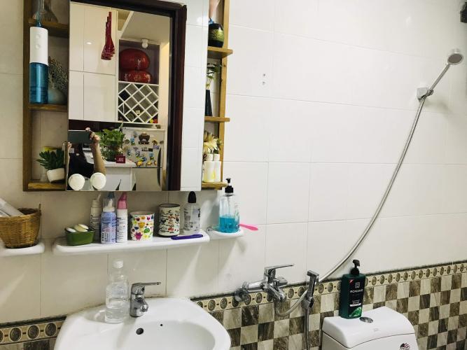Phòng tắm căn hộ An Cư, quận 2 Căn hộ 2 phòng ngủ chung cư An Cư hướng cửa Tây Bắc.