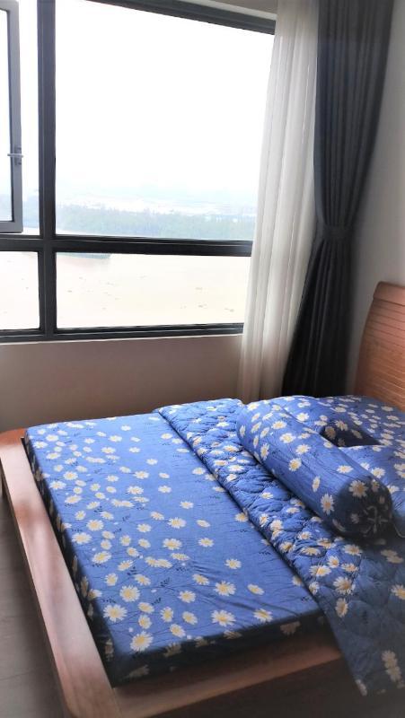 đảo KC2 Bán hoặc cho thuê căn hộ Diamond Island - Đảo Kim Cương 1PN, tháp Maldives, đầy đủ nội thất, view nội khu