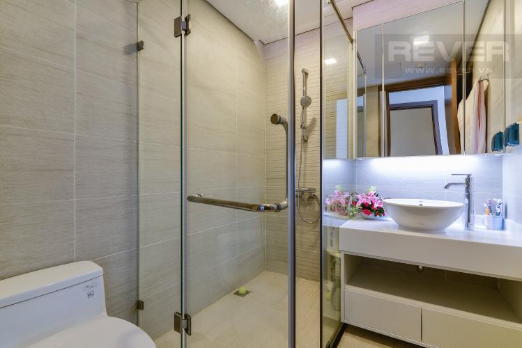 Phòng Tắm 2 Căn hộ Vinhomes Central Park tầng thấp P6, 3 phòng ngủ, nội thất đầy đủ