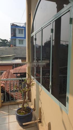 Ban công nhà phố đường số 2, Gò Vấp Nhà phố Gò Vấp hướng Đông Nam hẻm 5m, thích hợp kinh doanh.