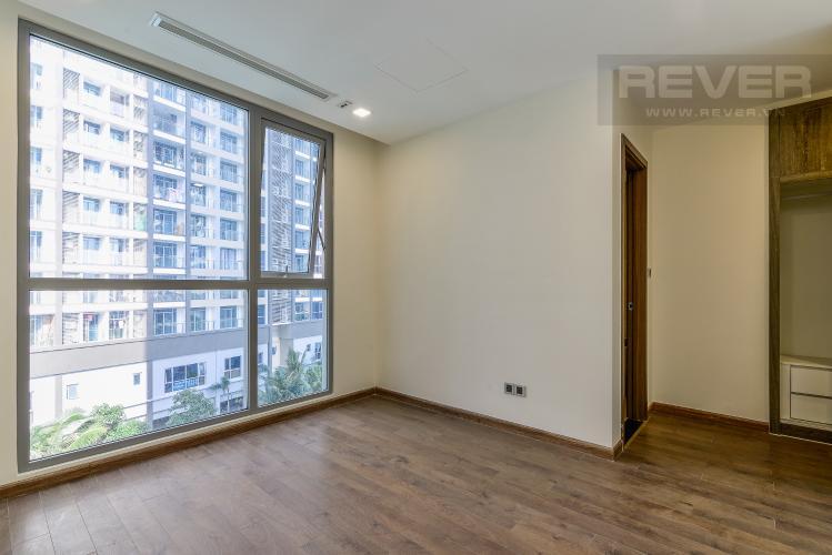 Phòng Ngủ 1 Căn hộ Vinhomes Central Park tầng thấp, tháp Park 2, 2PN, view hồ bơi