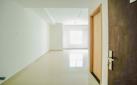 Cho thuê căn hộ Sunrise CityView 1PN, tầng trung, không có nội thất, view đường Nguyễn Hữu Thọ