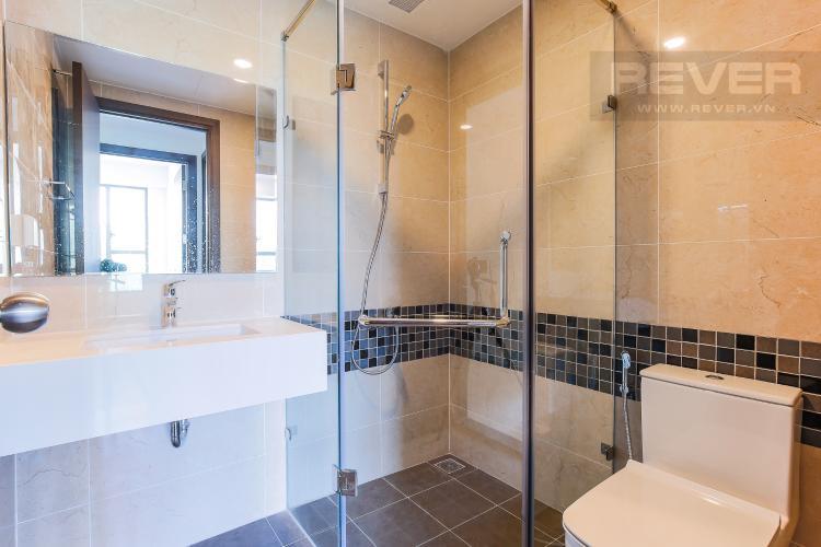 Phòng Tắm 2 Căn hộ The Tresor 2 phòng ngủ tầng thấp TS1 nhà trống