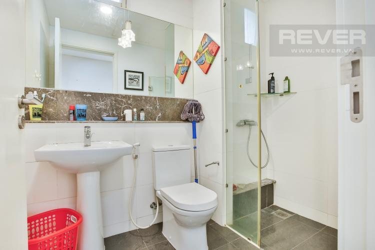 Toilet 1 Căn hộ The Estella Residence 2 phòng ngủ tầng cao 2B hướng Đông Nam