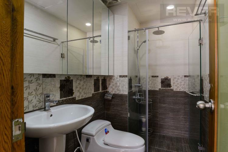 Toilet 1 Bán căn hộ Tropic Garden 2PN, tháp A2, đầy đủ nội thất, view Landmark 81