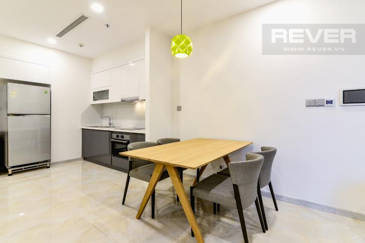 Phòng Ăn Bán căn hộ Vinhomes Golden River tầng cao, 2PN, đầy đủ nội thất