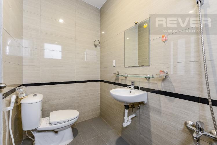Phòng tắm Nhà phố 4 phòng ngủ đường Nơ Trang Long Bình Thạnh diện tích 54m2