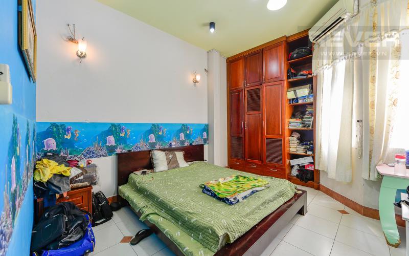 Phòng ngủ 2 tầng 2 Nhà phố 3 phòng ngủ mặt tiền Nguyễn Cửu Vân Quận Bình Thạnh
