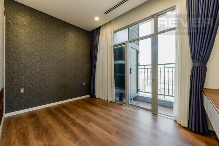 Phòng ngủ 2 Penthouse Vinhomes Central Park 2 phòng ngủ tháp C2