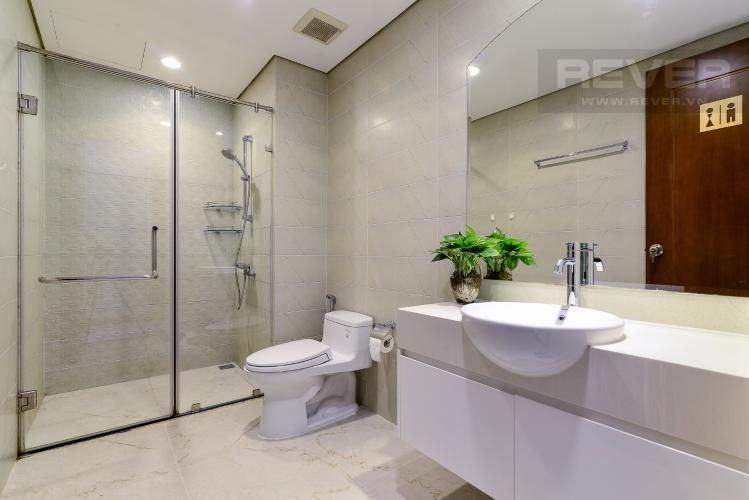 Phòng Tắm 1 Bán căn hộ Vinhomes Central Park 4PN, tháp The Central 2, đầy đủ nội thất, view hồ bơi