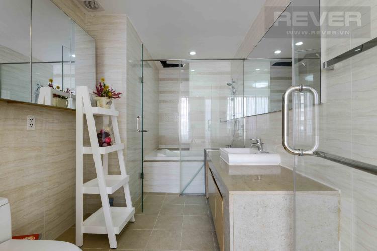 Toilet 2 Căn hộ Cantavil Premier tầng cao, 4PN đầy đủ nội thất