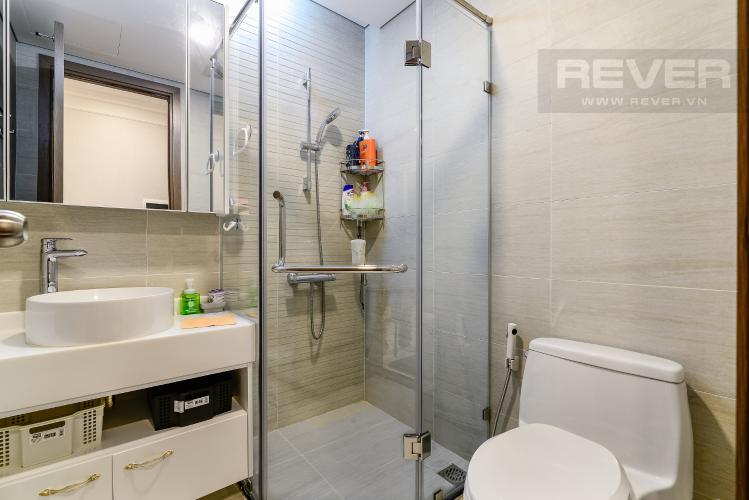Phòng Tắm 1 Căn hộ Vinhomes Central Park tầng cao, tháp Park3, 2PN đầy đủ nội thất