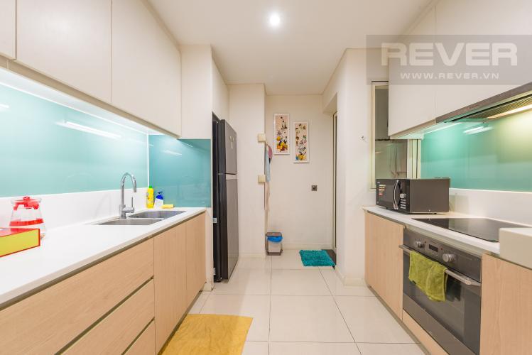 Bếp Căn hộ The Estella Residence 2 phòng ngủ tầng thấp 3B hướng Bắc