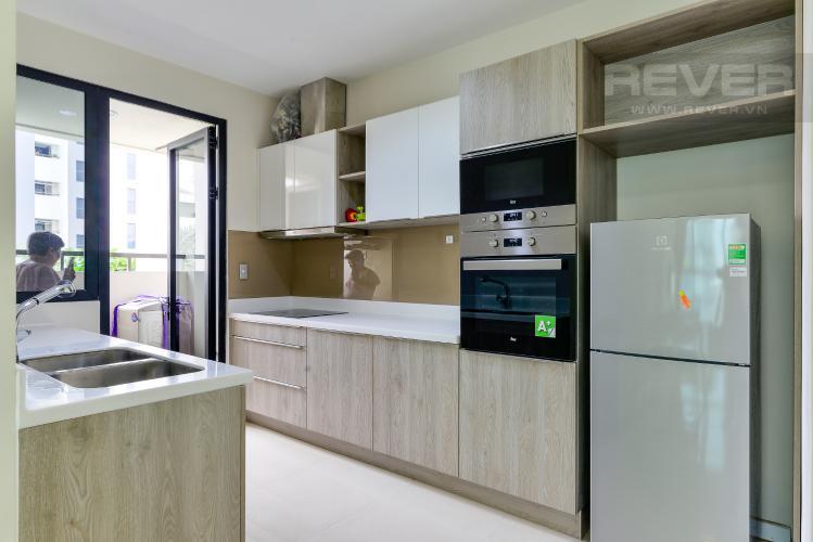 Bếp Cho thuê căn hộ The Ascent 2PN, tầng thấp, đầy đủ nội thất, view hồ bơi và Landmark 81
