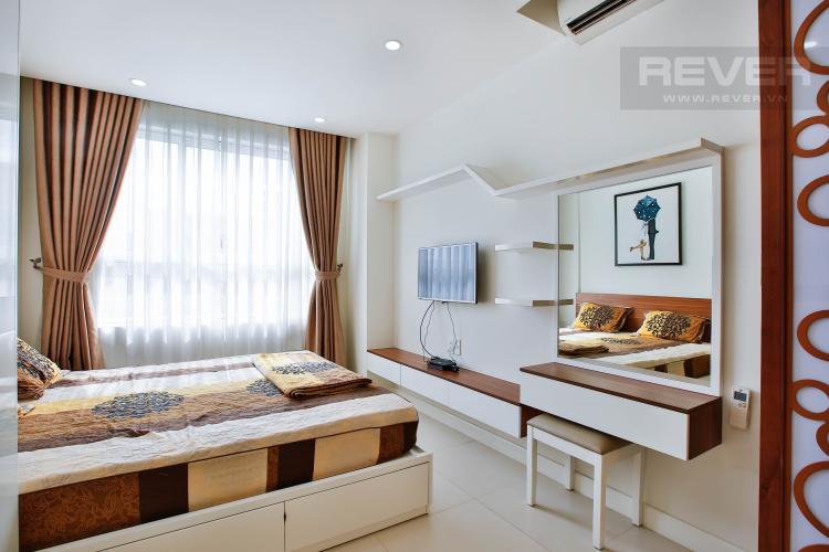 Phòng ngủ Căn hộ Lexington Residence tầng cao, tháp LC, 1 phòng ngủ, đầy đủ nội thất