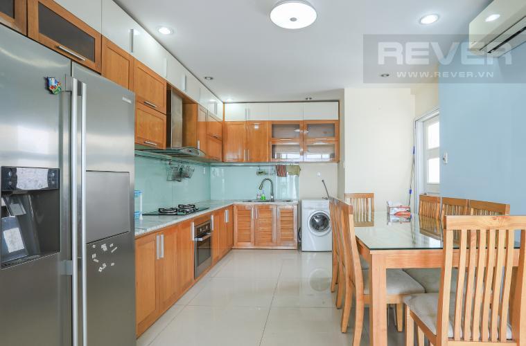 Phòng Ăn và Bếp Bán penthouse New Sài Gòn 4PN, đầy đủ nội thất, view đẹp