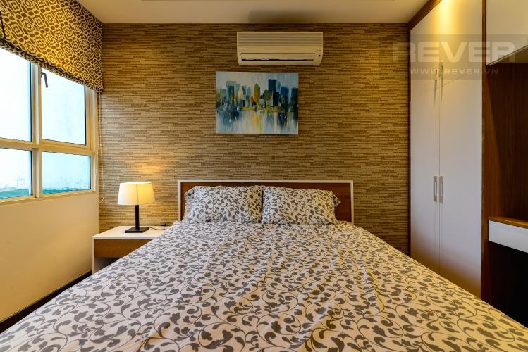 Phòng Ngủ 1 Cho thuê căn hộ chung cư Phúc Thịnh diện tích 196m2 3PN 3WC, nội thất cao cấp, view thành phố