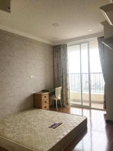 Phòng ngủ căn hộ Thảo Điền Pearl Căn hộ Thảo Điền Pearl tầng cao, nội thất đầy đủ - view sông Sài Gòn
