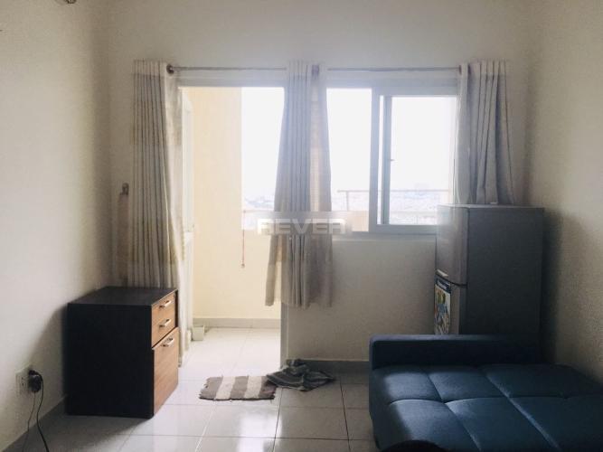 Phòng khách chung cư Tân Phước Plaza, Quận 11 Căn hộ chung cư Tân Phước Plaza đầy đủ nội thất, view thoáng mát.