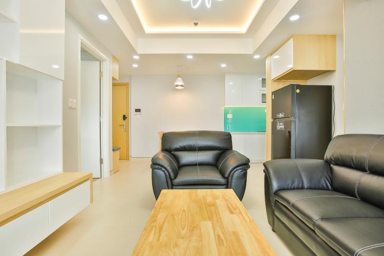 Căn hộ Masteri Thảo Điền tầng cao T5 rộng rãi, thiết kế thoáng mát
