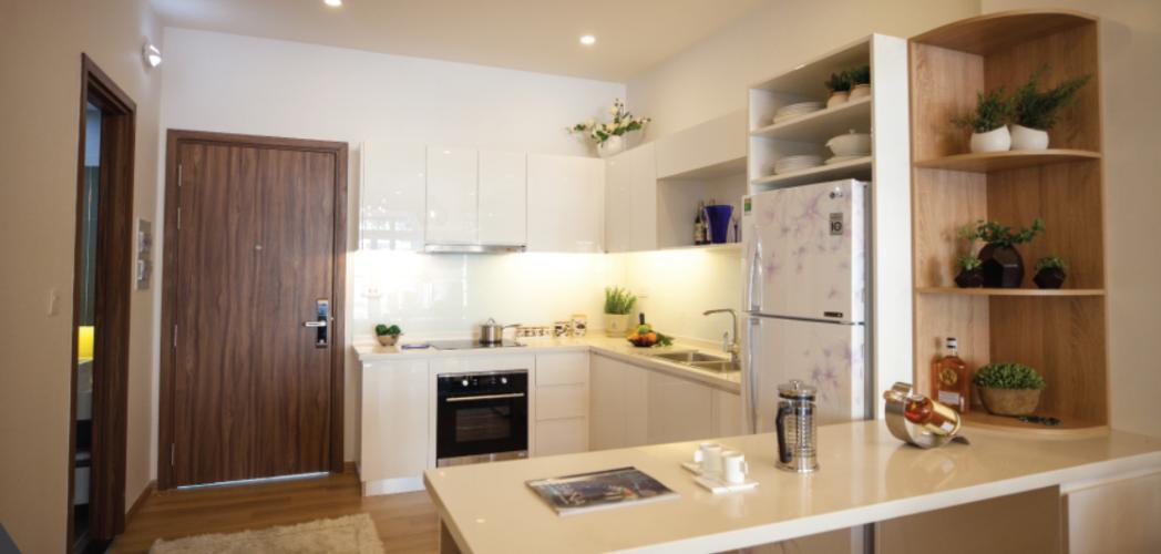 Phòng bếp  căn hộ The Western Capital Căn hộ The Western Capital ban công hướng Đông Nam, view đón gió mát.