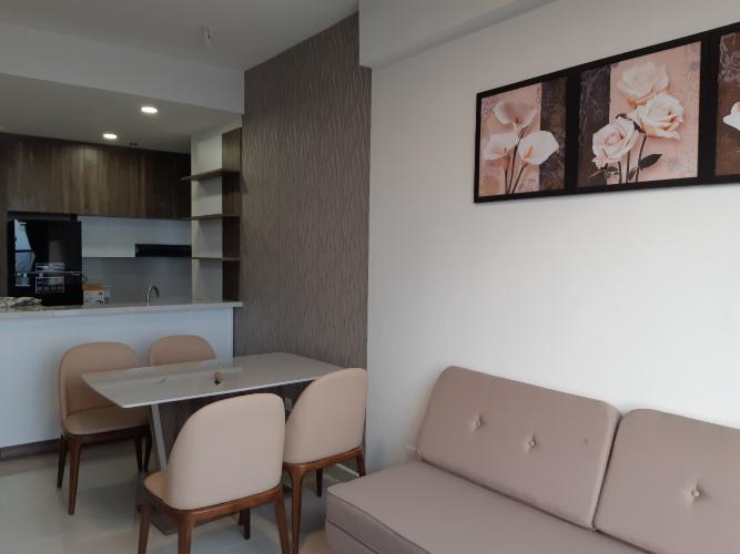 Phòng ăn căn hộ RiverGate Residence Cho thuê căn hộ RiverGate Residence 2 phòng ngủ, diện tích 74m2, đầy đủ nội thất, view thành phố