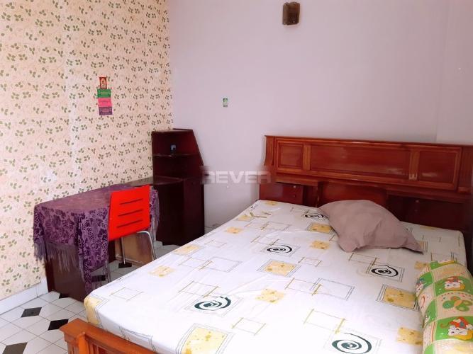 Phòng ngủ chung cư 151 Nguyễn Đình Chính, Phú Nhuận Căn hộ chung cư 151 Nguyễn Đình Chính hướng Đông, nội thất đầy đủ.