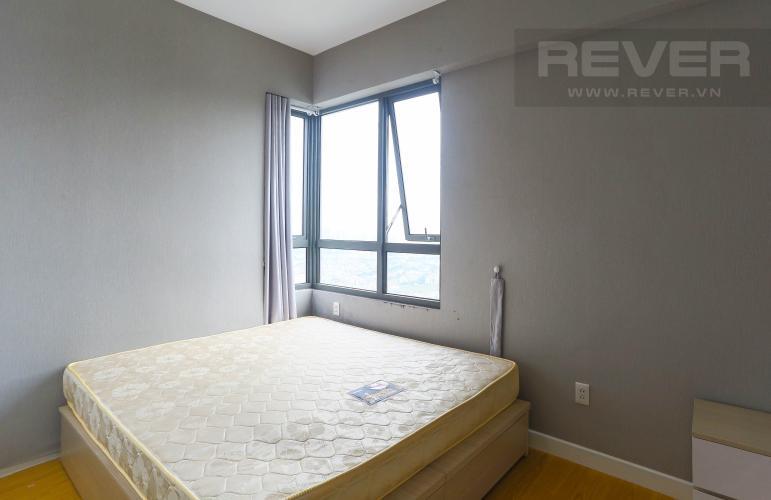 Phòng Ngủ 2 Căn hộ Masteri Thảo Điền tầng cao 2PN, bàn giao kèm nội thất đầy đủ
