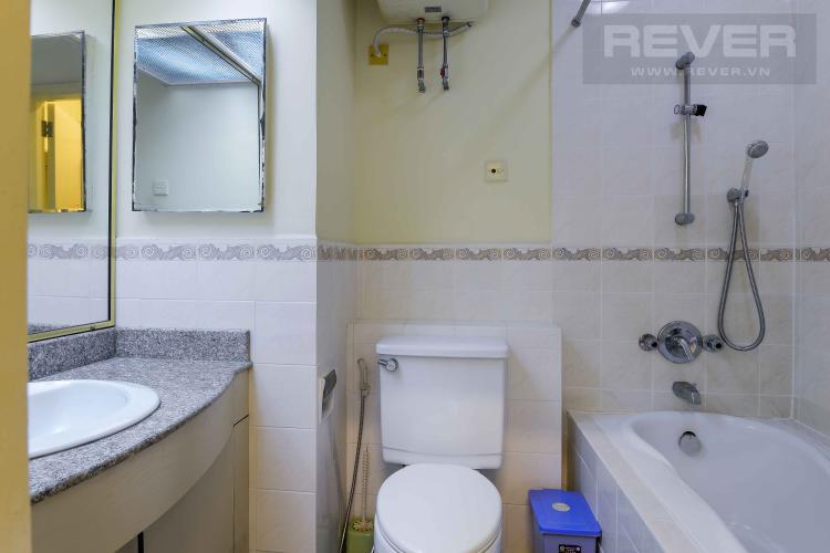 Toilet 2 Cho thuê căn hộ Parkland Apartment 3PN, diện tích 140m2, đầy đủ nội thất