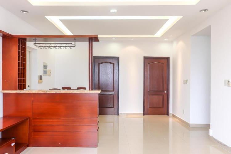 Bán căn hộ Nam Khang - Phú Mỹ Hưng 3PN, diện tích 120m2, nội thất cơ bản, thuộc khu Nam Viên xanh mát