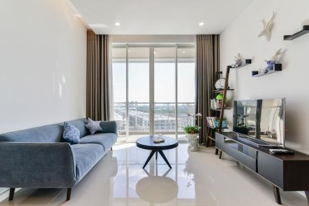 Căn góc Sarimi Sala Đại Quang Minh 2 phòng ngủ tầng cao tòa A2