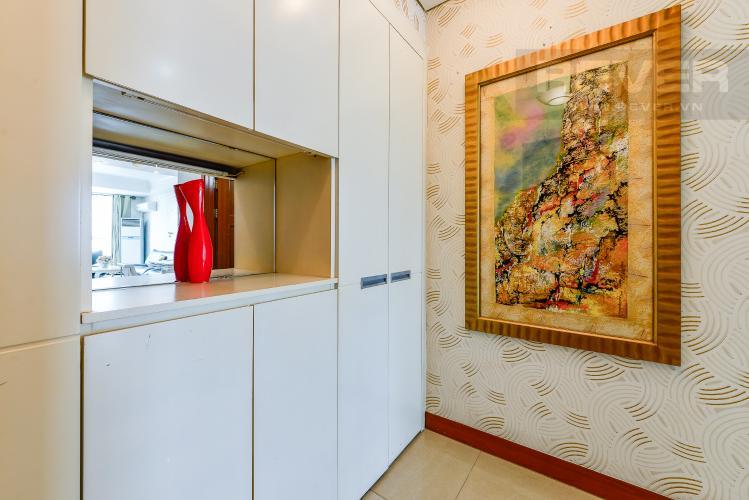 Hành lang Căn hộ The Manor 3 phòng ngủ tầng cao AE đầy đủ tiện nghi