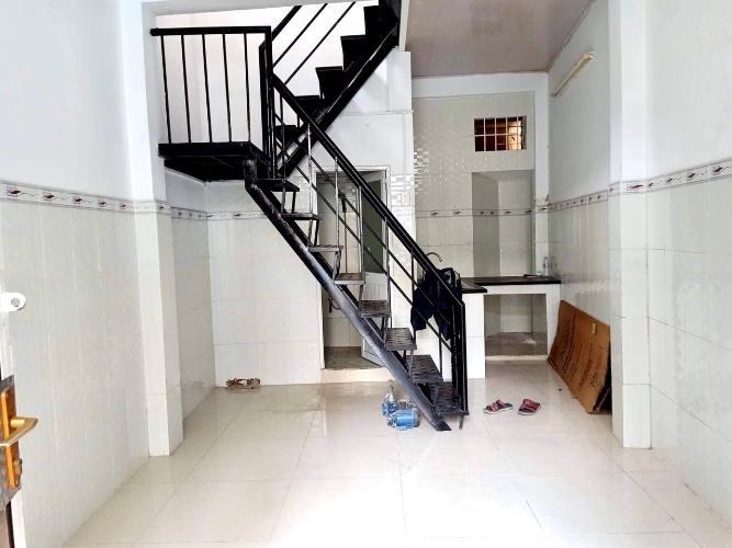 phòng khách Nhà phố quận 3 Bán nhà phố hẻm Lý Thái Tổ, phường 1, Quận 3, diện tích đất 19.5m2, diện tích sàn 65.9m2