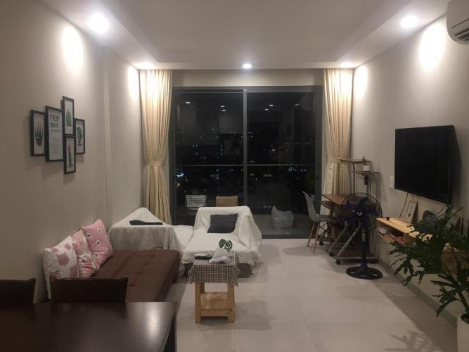 Bán căn hộ The Gold View 2 phòng ngủ, diện tích 81m2, đầy đủ nội thất, hướng Đông Bắc