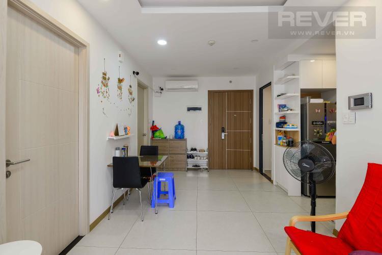 Phòng Khách Bán căn hộ New City Thủ Thiêm 2PN, tháp Babylon, đầy đủ nội thất, view trực diện hồ bơi