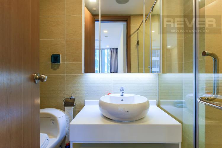 Phòng Tắm 1 Căn hộ Vinhomes Central Park 2 phòng ngủ, tầng cao P6, view sông