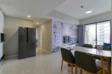 Cho thuê căn hộ Masteri An Phú 2PN, tháp A, diện tích 70m2, đầy đủ nội thất