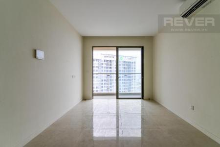 Bán căn hộ Masteri Millennium 1 phòng ngủ, block B, nội thất cơ bản, view kênh Bến Nghé