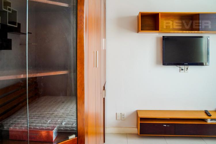 Phòng Ngủ 1 Bán căn hộ Lexington Residence 2PN, tầng thấp, tháp LA, đầy đủ nội thất