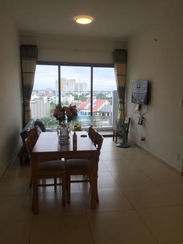 Phòng khách căn hộ Hausneo, Quận 9 Căn hộ Hausneo ban công hướng Đông Nam, view thành phố cực đẹp.