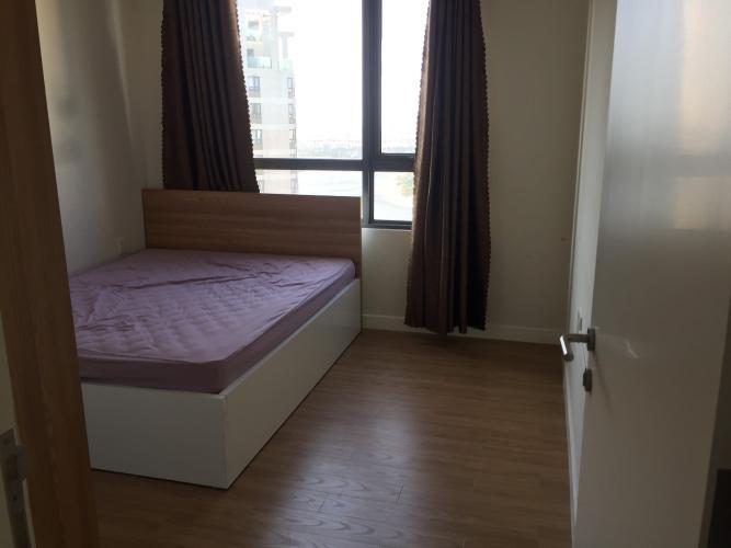 phòng ngủ căn hộ Masteri Thảo Điền Căn hộ Masteri Thảo Điền 2 phòng ngủ, view sông và thành phố.