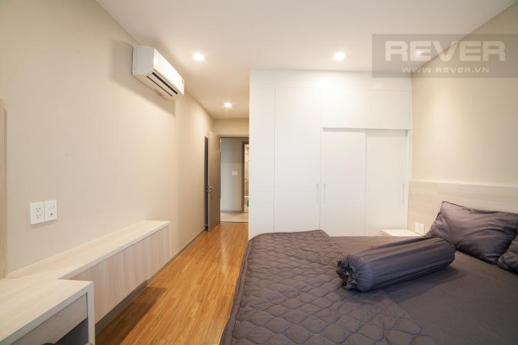 Phòng ngủ 1 Căn hộ The Gold View 2 phòng ngủ tầng cao A1 nội thất đầy đủ